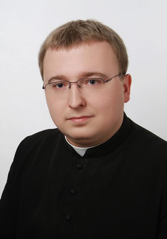 Ks. Michał Polański (wikariusz od 2014 r.) - D1000032