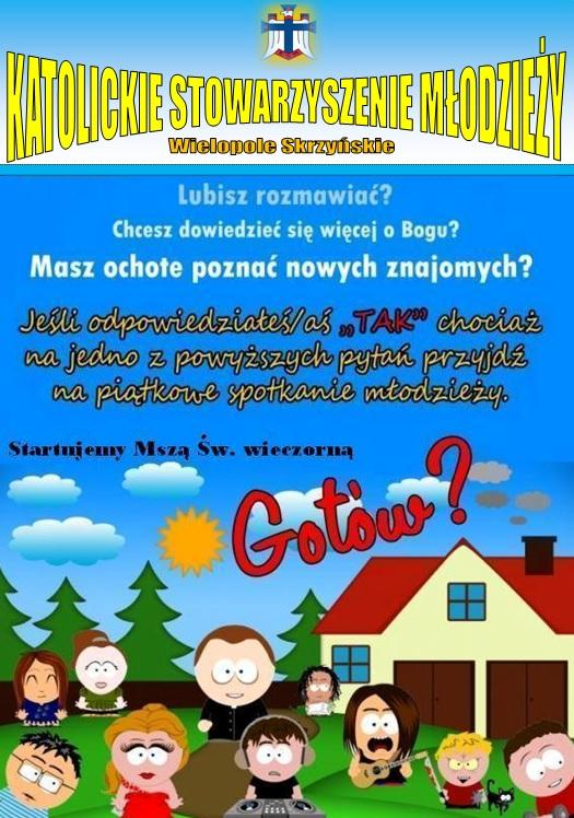 KSM WIelopole - plakat