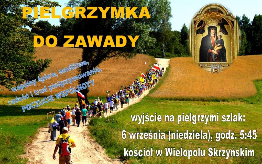 Plakat - Zawada 2015